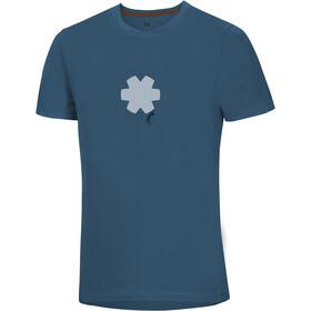 Ocun Classic T-Shirt Uomo, blu